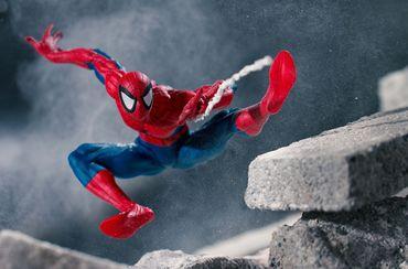 Marvel Cinematic Universum Spider-Man CREATOR×CREATOR Statue: Spider-Man – Bild 2