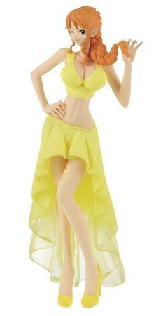 One Piece Lady Edge:Wedding [LE:W] Statue: Nami [Version B]