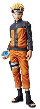 Naruto Shippuden Grandista Shinobi Relations Statue: Naruto Uzumaki