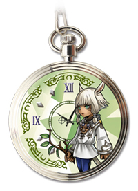 Dissidia Final Fantasy Opera Omnia Pocket Watch Volume 2 Uhr: Y'shtola Rhul [Final Fantasy XIV: Online]