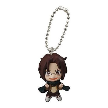 Attack on Titan [Shingeki no Kyojin] Swing 2 Schlüsselanhänger: Hanji Zoe