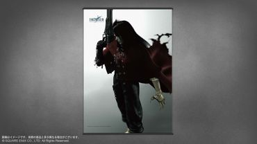 Final Fantasy VII: Advent Children Wall Scroll: Vincent Valentine