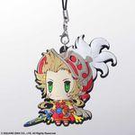 Final Fantasy Trading Rubber Strap Volume 5 Anhänger: Zwiebelritter [Final Fantasy III]