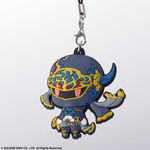 Final Fantasy Trading Rubber Strap Volume 5 Anhänger: Shadow [Final Fantasy VI]