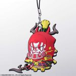Final Fantasy Trading Rubber Strap Volume 5 Anhänger: Gilgamesh [Final Fantasy V]