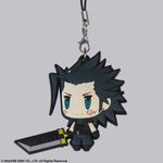 Final Fantasy Trading Rubber Strap Volume 6 Anhänger: Zack Fair [Final Fantasy VII] 001