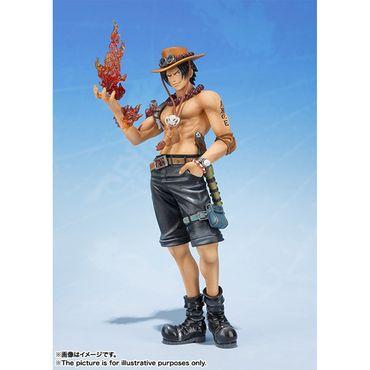One Piece Figuarts ZERO 5th Anniversary Edition Statue: Puma D. Ace