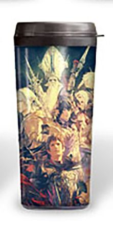 Final Fantasy XIV: A Realm Reborn 400ml Trinkbecher: Heavensward