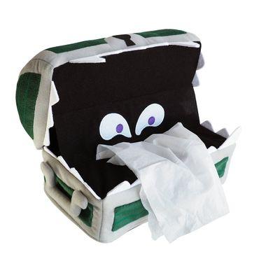 Dragon Quest Smile Slime Plüsch Taschentuch-Box: Mimik