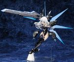 Hyperdimension Neptunia [Choujigen Game Neptune: The Animation] 1/7 Statue: Noire [Black Heart] 001