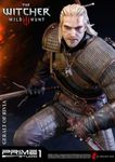 The Witcher 3: Wild Hunt Premium Masterline 1/4 Statue: Geralt von Riva 001