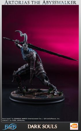 Dark Souls: Artorias of the Abyss 1/4 Statue: Artorias der Abgrundschreiter