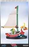 The Legend of Zelda: The Wind Waker HD 1/4 Statue: Link auf dem roten Leuenkönig 001