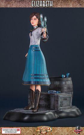 Bioshock Infinite 1/4 Statue: Elizabeth