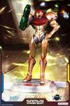Metroid Prime 2: Echoes 1/4 Statue: Samus Aran [Varia Suit]