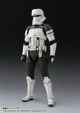Rogue One: A Star Wars Story S.H.Figuarts Figur: Imperiale Kampfpanzer-Kommandanten – Bild 1
