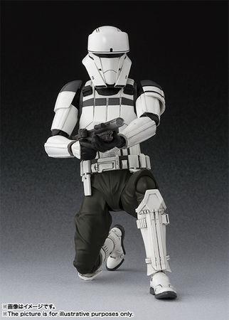 Rogue One: A Star Wars Story S.H.Figuarts Figur: Imperiale Kampfpanzer-Kommandanten – Bild 6