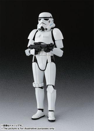 Rogue One: A Star Wars Story S.H.Figuarts Figur: Sturmtruppler – Bild 1