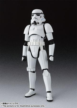 Rogue One: A Star Wars Story S.H.Figuarts Figur: Sturmtruppler – Bild 2