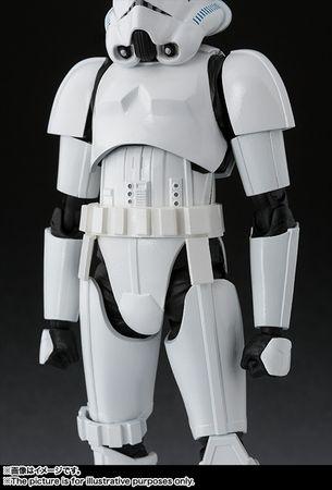 Rogue One: A Star Wars Story S.H.Figuarts Figur: Sturmtruppler – Bild 5