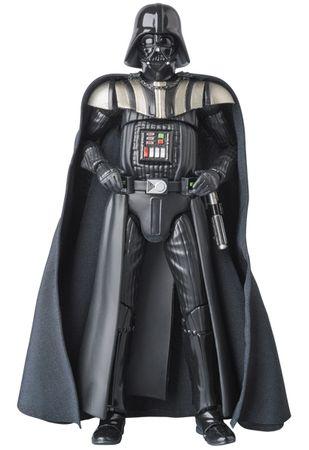 Star Wars: Episode III - Die Rache der Sith MAFEX No.037 Figur: Darth Vader [Revenge of the Sith Version] – Bild 3