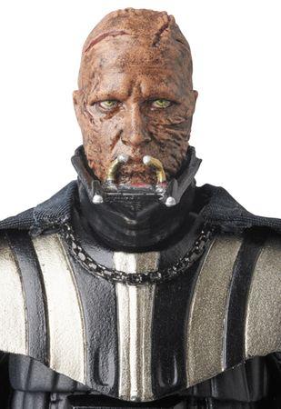 Star Wars: Episode III - Die Rache der Sith MAFEX No.037 Figur: Darth Vader [Revenge of the Sith Version] – Bild 5