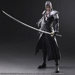Final Fantasy VII: Advent Children Play Arts Kai Action Figur: Sephiroth
