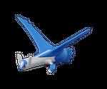 Pokémon Moncollé Monster Collection MC-060 Figur: #381 Latios
