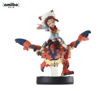 Monster Hunter Stories amiibo: One-Eyed Rathalos & Sophia – Bild 1