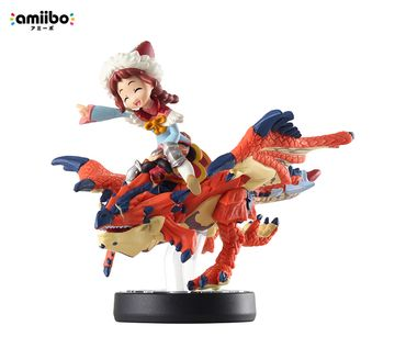 Monster Hunter Stories amiibo: One-Eyed Rathalos & Sophia – Bild 2
