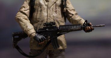 The Walking Dead Serie 8 Action-Figur: Morgan Jones – Bild 6