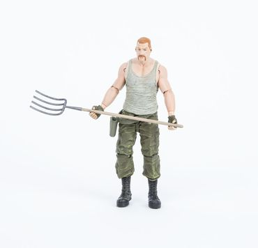 The Walking Dead Comic Serie 4 Action-Figur: Abraham Ford – Bild 1