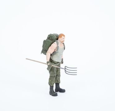The Walking Dead Comic Serie 4 Action-Figur: Abraham Ford – Bild 5