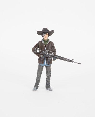 The Walking Dead Comic Serie 4 Action-Figur: Carl Grimes – Bild 1