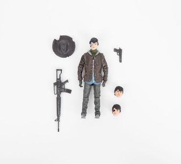 The Walking Dead Comic Serie 4 Action-Figur: Carl Grimes – Bild 7