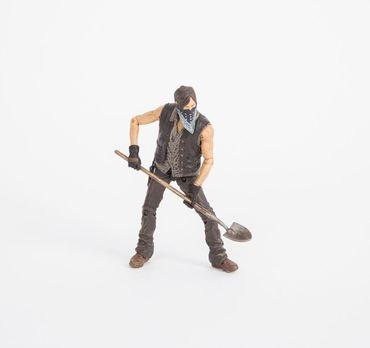 The Walking Dead Serie 7 Action-Figur: Totengräber Daryl Dixon – Bild 1