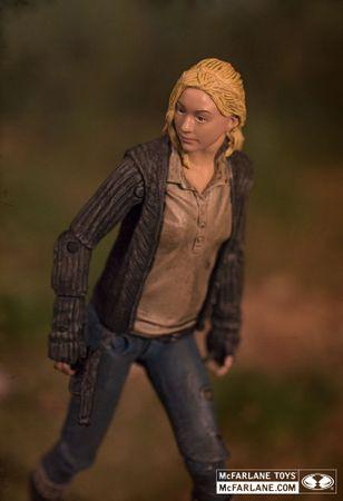 The Walking Dead Serie 9 Action-Figur: Beth Greene – Bild 8