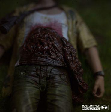 The Walking Dead Serie 9 Action-Figur: Dale Horvath [Todesszene] – Bild 8