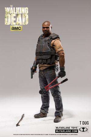 The Walking Dead Serie 9 Action-Figur: Theodore Douglas aka T-Dog – Bild 2