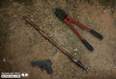 The Walking Dead Serie 9 Action-Figur: Theodore Douglas aka T-Dog – Bild 10