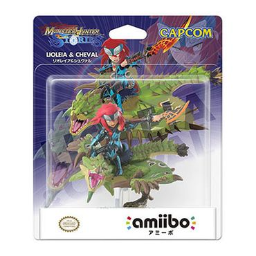 Monster Hunter Stories amiibo: Rathian & Cheval – Bild 3