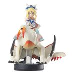Monster Hunter Stories amiibo: Barioth Hyoga & Ayuria