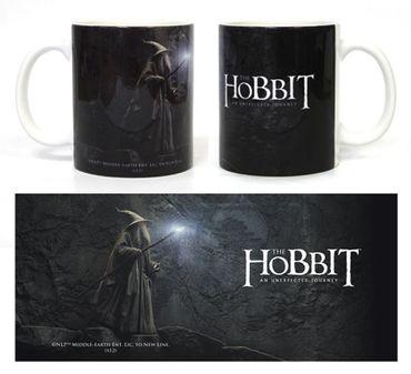 Der Hobbit - Eine unerwartete Reise 280ml Tasse: Gandalf [Das Licht in der Dunkelheit]