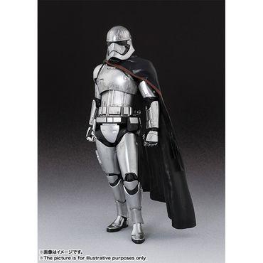 Star Wars: Episode VII - Das Erwachen Der Macht S.H.Figuarts Figur: Captain Phasma – Bild 5