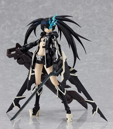 Black ★ Rock Shooter: THE GAME figma #116 Figur: Black Rock Shooter [BRS2035] – Bild 1