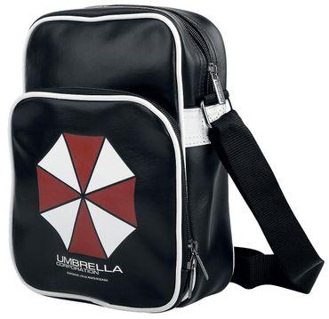 Resident Evil Messenger Bag Umhängetasche: Umbrella Corporation [Logo] – Bild 1