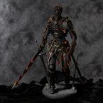 Dark Souls III 1/6 Statue: Seele der Asche