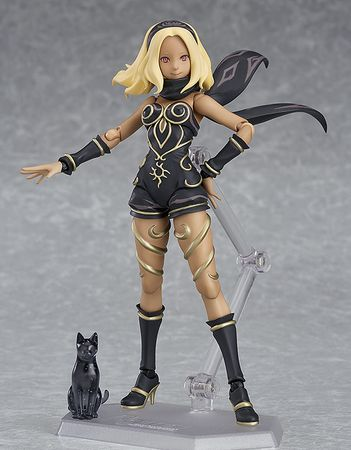 Gravity Rush 2 figma #336 Figur: Kat 2.0 & Dusty