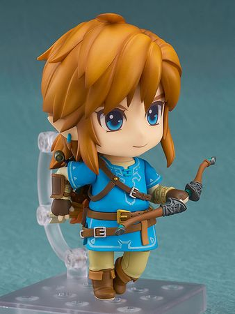 The Legend of Zelda: Breath of the Wild Nendoroid #733 Figur: Link – Bild 2