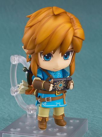 The Legend of Zelda: Breath of the Wild Nendoroid #733 Figur: Link – Bild 3